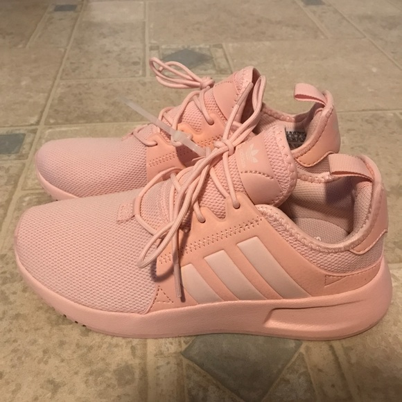 brand new af021 9a970 Adidas Original X PLR Icy Pink Running Shoes